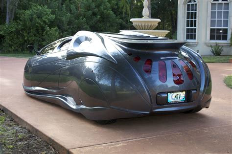 Handmade Cars - handmade science fiction car is for sale