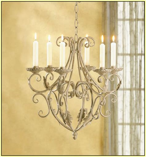 hanging candle chandelier hanging candle chandelier non electric home design ideas