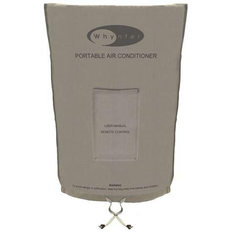 compact portable air conditioner arc 101cw whynter coolsize 10000 btu compact portable air
