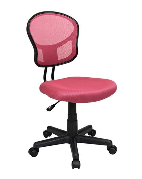 Fabric Office Chairs Design Ideas Office Osp Designs Em39800 261 Mesh Task Chair In Pink Fabric