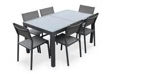 table et 6 chaises pas cher valdiz