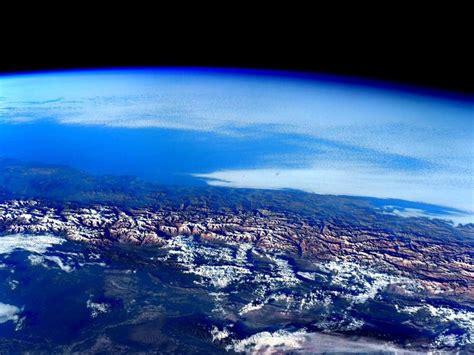 imagenes extrañas vistas desde el espacio fotos la tierra vista desde el espacio 2016 los andes