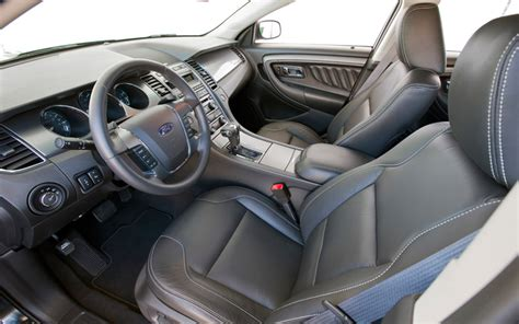 2010 Ford Taurus Interior by 2010 Ford Taurus Sel Interior View Photo 19