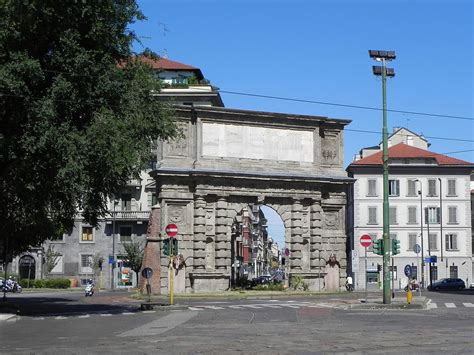 porta romana l porta romana