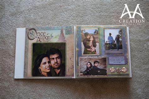 Wedding Albums Pakistan by Scrapbook Wedding Album Of Valima Reception At