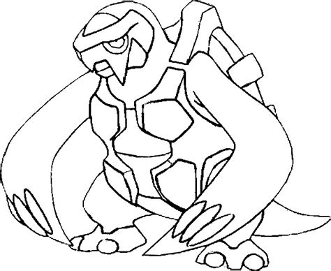 pokemon coloring pages carracosta kleurplaten pokemon carracosta kleurplaten pokemon