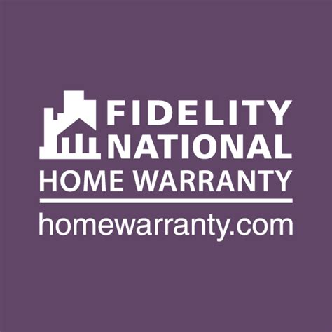 fidelity home warranty plan fidelity national home warranty and disclosure source ca