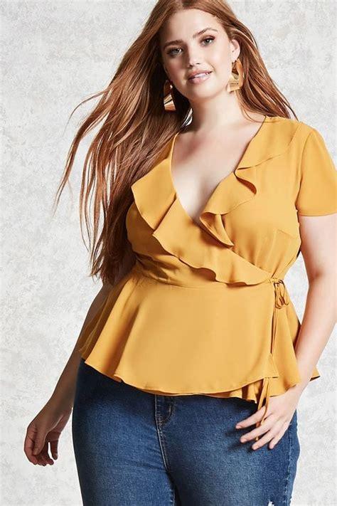 blusas  gorditas lo mejor de la moda en tallas