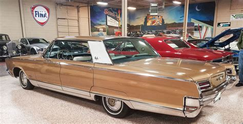 overstreet house of cars new arrival the 1966 chrysler new yorker hardtop sedan automotive stltoday com