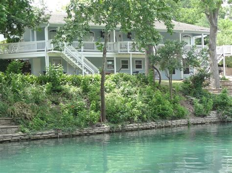 Cabins On Comal River by The Best Place To Stay On The Comal River Vrbo