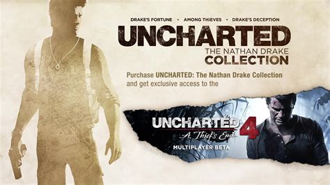 Uncharted The Nathan Collection R All Ps4 Ori ps4 uncharted the nathan collection debut trailer