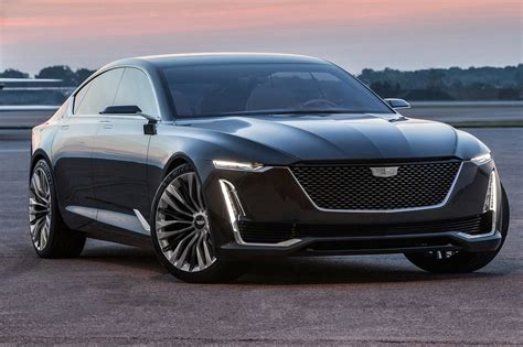 cadillac escala cadillac escala concept first look a picture window into