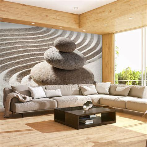 zen wall murals wall mural zen garden original wallpapers by glix