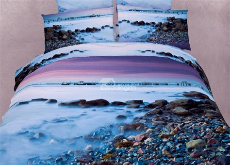 3d bedding blue bedding sets peaceful calm serene retreat from chaos