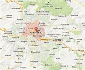 Google Maps Nepal by Kathmandu Tourism