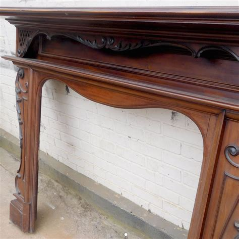 Edwardian Fireplaces For Sale by Secondhand Vintage And Reclaimed Fireplaces And