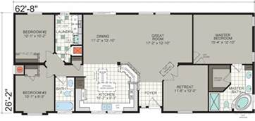 Home Floor Plans And Pictures Manufactured Homes Floor Plans Silvercrest Homes