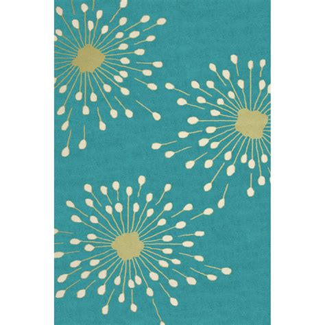 Sparkler Aqua Sku Hrspaq Hand Made Area Outdoor Rugs Aqua Outdoor Rug