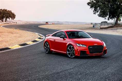 u s spec 2018 audi tt rs to debut in new york cost