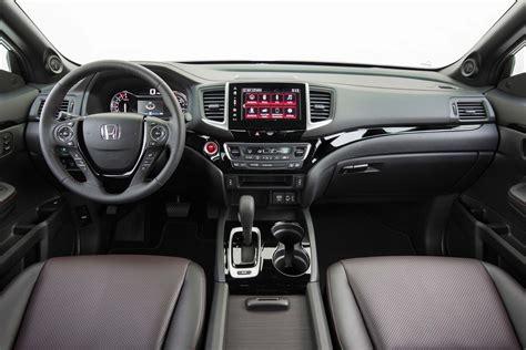 Ridgeline Interior by 2017 Honda Ridgeline Black Edition Interior 2017 2018 Best Cars Reviews