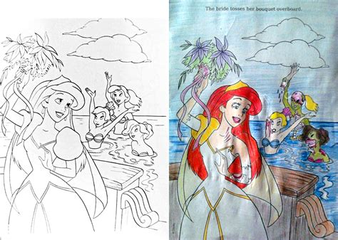 coloring book corruptions disney guest post zedding coloring book corruptions