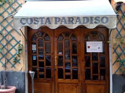 ristorante costa paradiso roma ristoranti cucina sarda