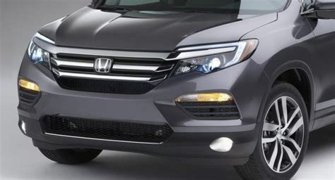 2016 Honda Pilot Unveiled At Chicago Auto Show Autonation Drive 2017 | 2015 chicago auto show 2016 honda pilot unveiled