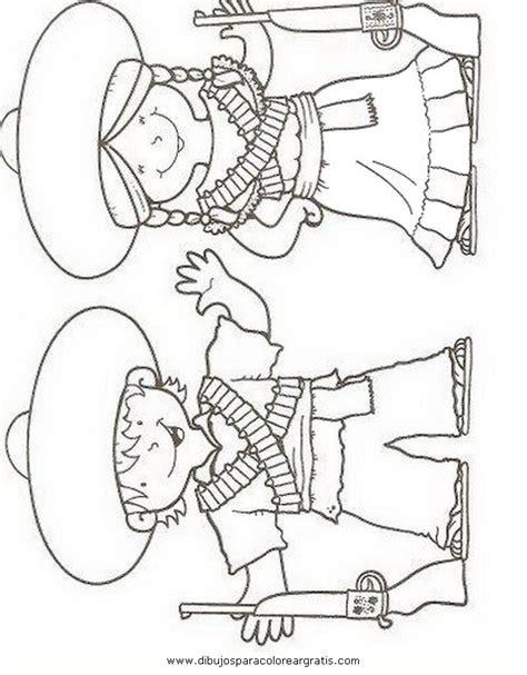 dibujos para colorear revoluci n mexicana colorear dibujos revolucion mexicana 7