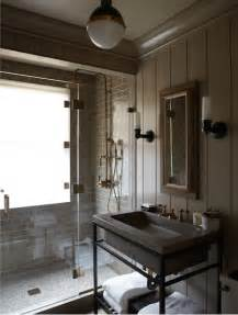 Modern Industrial Bathroom 25 Industrial Bathroom Designs With Vintage Or Minimalist Chic Digsdigs
