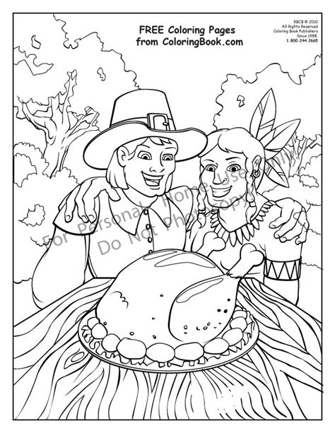 free thanksgiving by numbers coloring pages
