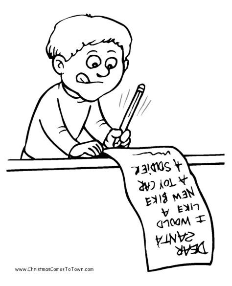 girl writing coloring page 86 boy writing coloring page printable coloring