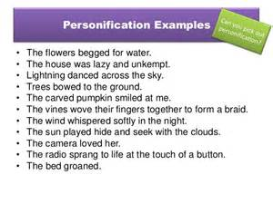 Personification Essay Exles personification exles in poems driverlayer search engine