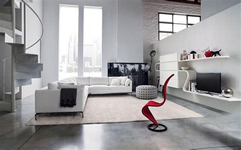 arredamenti salotto moderni come arredare in stile contemporaneo