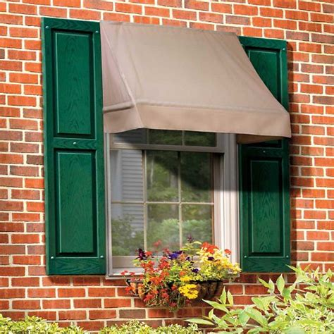 Awnings Windows Outside by 1000 Images About Window Awnings On O