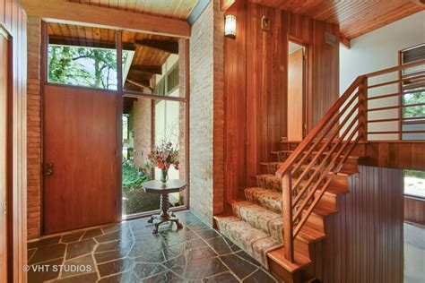 beautiful spacious mid century modern split level