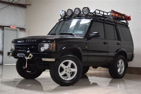 custom land rover discovery custom land rover discovery ii se7 lifted differential