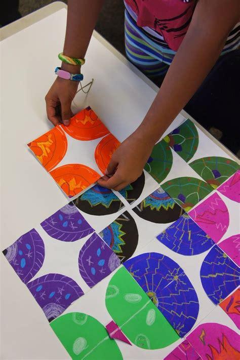pattern art ideas ks1 2776 best elementary art lesson plans images on pinterest