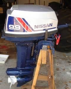 Nissan Outboard Motor Nissan 9 9 Outboard Marine Motor Lot 4