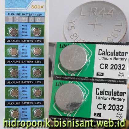 Baterai Tds Ec Meter baterai tds meter alat hidroponik