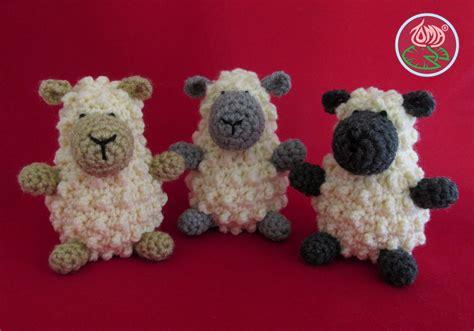 amigurumi animals amigurumi sheep 2015 toma creations 1
