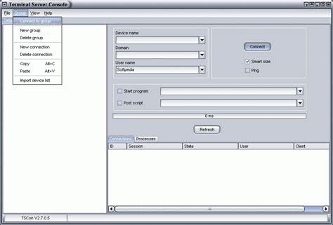 console terminal windows 7 terminal server console tscon