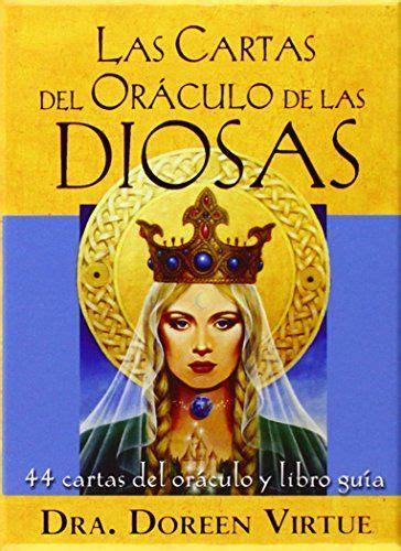 las cartas del or 225 culo de las diosas tarot y adivinaci 243 n de doreen virtue http www amazon es
