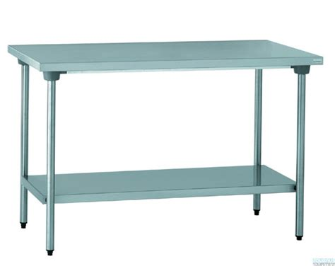 etagere coop table centrale etagere inox 600x1000mm coop labo