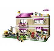 LEGO Friends Inspire Girls Globally Sets 2012