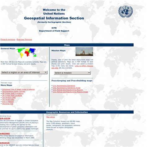 un cartographic section ited nations cartographic section web site pearltrees