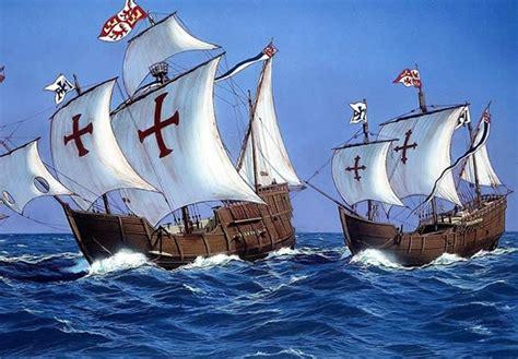 imagenes de barcos cristobal colon 191 qu 233 comida llevaban las carabelas de col 243 n el reporte