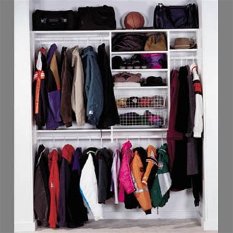 Coat Wardrobe by Coat Closets