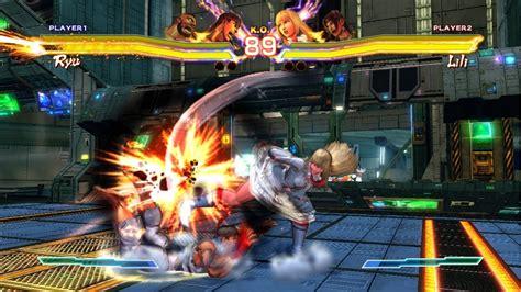 fighter x tekken screenshots geforce fighter x tekken screenshot 18