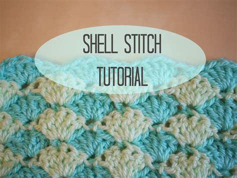 shell pattern crochet youtube crochet shell stitch tutorial bella coco by sarah jayne