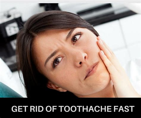 50 ways to get rid of toothache faster at home
